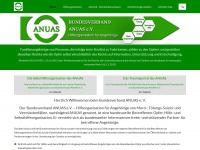 ANUAS e.V. Hilfsorganisation für Angehörige von Mord-, Tötungs-, Suizid- und Vermisstenfällen