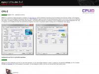 CPU-Z - Info-Tool für Prozessor & Mainboard