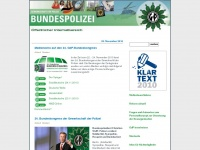 GdP-Bundespolizei