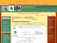 Strompreise vergleichen | Energie-B&uuml;ndel(n)