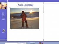 Axel's Homepage