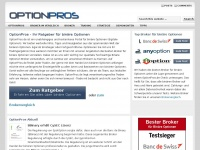 optionpros.de Thumbnail