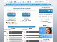 telefon-ansage.com