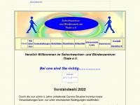 blindenzentrum-thale.de Webseite Vorschau