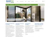 GLASTEC Rosenheim: Multifunktionale Glastechnik zur Beschattung, zum Sonnenschutz und Sichtschutz für den Fenster-, Fassaden- und Trennwandbau