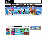 Cartoonnetwork.de - Cartoon Videos, Online Games & Downloads auf Cartoon Network