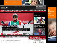 Spox.ch: Sport, Eishockey, Fussball, Handball, Motorsport, Tennis, Unihockey, US-Sports, Winter, Rad, Auto, Mehr