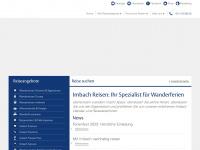 Imbach Reisen: Natur- und Wanderreisen weltweit