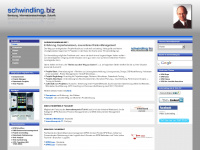 schwindling.biz - Beratung, Informationstechnologie, Zukunft - Technologie-Beratung / Projektmanagement / Coaching