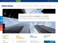 Interxion - Cloud and Carrier Neutral Colocation Data Centres in Europe | Interxion