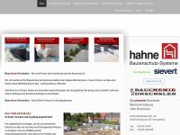 Bauchemie Drechsler - Bauchemie-Drechsler / Handeslvertretung für Süd-West Sachsen