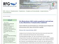 Rheinfischerei-nrw.de - Rheinfischereigenossenschaft Nordrhein-Westfalen