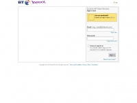 Btinternet.com - Sign in to BT Yahoo! Online
