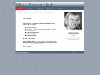 ulrike-bavendiek.de