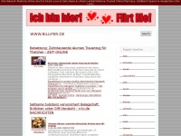 Www.billifer.de - The Latest Welt News and Information