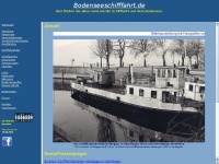 bodenseeschifffahrt.com