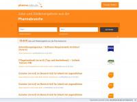 Jobs und Stellenangebote aus der Pharma Branche bei pharma-jobs.de