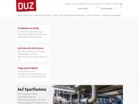 Startseite - duz - unabhängige deutsche Universitätszeitung - Magazin für Forscher und Wissenschaftsmanager