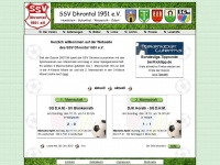 ssv-dhrontal.de