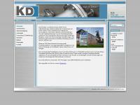 Kd-gmbh.de - KD Stahl- und Maschinenbau GmbH - Startseite