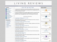 livingreviews.org