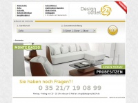 DesignOutlet24.de Ihr Ledersofa Onlineshop mit Sofa Designs die Sie begeistern werden