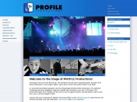 PROFILE PRODUCTIONS - Home