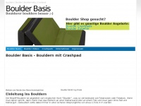 boulderbasis.de