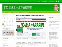 folhadoararipe.com.br