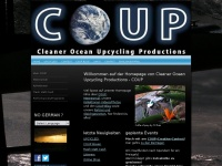 Cleaner Ocean Upcycling Productions - More Profit Organisation - COUP