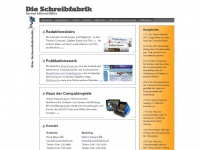 Die Schreibfabrik - Redaktionsbüro | Haus der Computerspiele - Leipzig