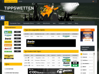 Tippswetten.de - besten Wett Tipps f&uuml;r heute, Sportwetten, Wettbonus, Vorhersagen