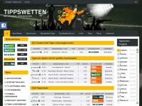 Tippswetten.de - besten Wett Tipps für heute, Sportwetten, Wettbonus, Vorhersagen