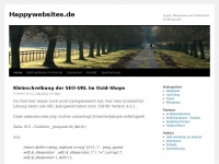 Typo3, Oxid-Esales und Wordpress im Blickpunkt