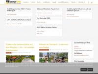 Kanu-Verband Baden-Württemberg - Startseite