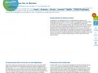 Hotel Seerose Ossiacher See – Hotel direkt am See in Kärnten