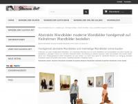 Wandbilder online Wandbilder bestellen - Wandbilder Slavova Art