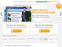 Unister Adserver - die Online Advertising Plattform