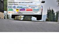Offizielle Webseite von Toni Mosel