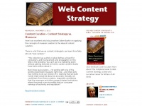 contentstrategyweblog.com