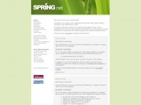 springframework.net