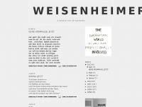 the-weisenheimer.blogspot.com
