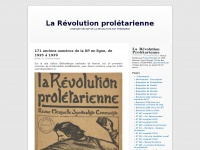 revolutionproletarienne.wordpress.com