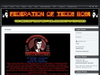 Teddyboyfederation.co.uk - The Great British Teddy Boy