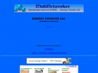 Energy Forever Limited - Your Solutionaider