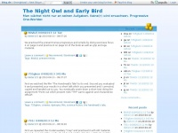 The Night Owl and Early Bird