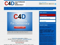 californiansfordemocracy.com