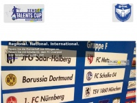 Zender Talents Cup: Internationales U14-Turnier der DJK Dillingen