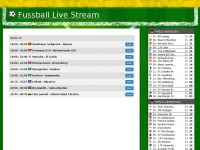 Fussball-livestream.net - Fussball Live Stream