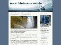 Island Fotoreise - Fototour Natur und Landschaftsfotografie - Fotoworkshop